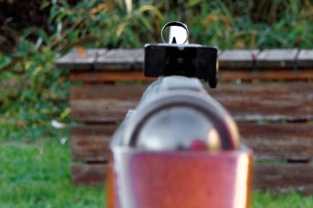 Przystrzeliwanie broni